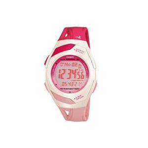 メンズ用腕時計 カシオ スポーツウォッチ PHYS フィズ LAP MEMORY 60 STR-300J-4BJF CASIO