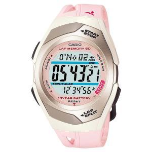メンズ用腕時計 カシオ スポーツウォッチ PHYS フィズ LAP MEMORY 60 STR-300J-4JF CASIO