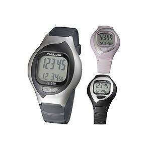 万歩計 歩数計 腕時計 ヤマサ 小型 Newとけい万歩 TM-350 ダイエット 山佐 腕時計タイプ カロリー ダイエット|loupe