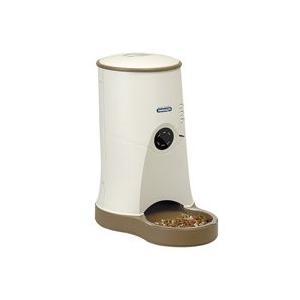 ペット自動給餌器 わんにゃんぐるめ えさやり ペットフィーダー CD-600 犬 猫 コンセント ペ...
