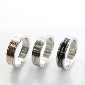 リング 指輪 レディース 和柄風デザインステンレスリング 指輪