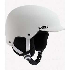 RED MUTINY HELMET 60%OFF ヘルメット レッドWHITE|loveandhate