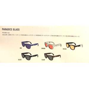 KM4K 17-18 PARADICE GLASS サングラス折りたたみ カモシカ ダイスゴーグル偏向レンズ シカ鹿|loveandhate