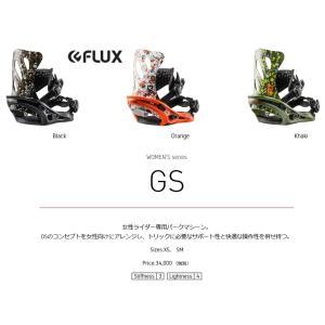 FLUX BINDING GS 17-18 レディース フラックス ビンディング  スノー スノボ|loveandhate