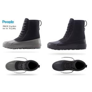 PEOPLE FOOT The Jasperピープルブーツ雪 山防寒防水レイン|loveandhate