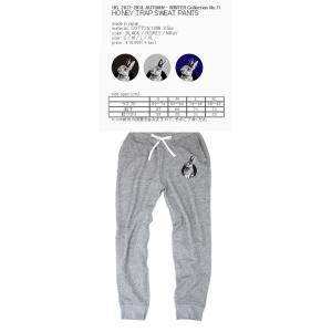 UG MADBUNNY HONEY TRAP SWEAT PANTS マッドバニー ウサギスウェット スエット パンツフジロック|loveandhate