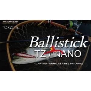 マルスズキ狙!Ballistick 102MH TZ/NANOヤマガブランクス|lovefish