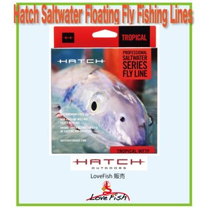 Hatch Saltwater Floating Fly Fishing Lines2個組 税/国際送料込み|lovefish