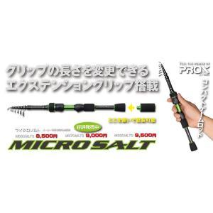 新製品 MS80MLTSマイクロソルト248cm振り出し|lovefish