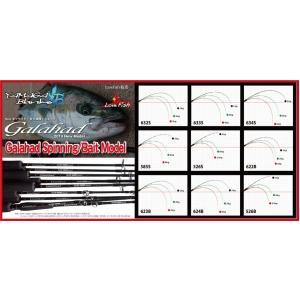 多彩なアクションやジグに対応Galahad 623B Bait Model|lovefish