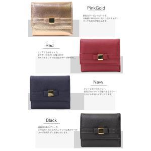 財布 レディース サイフ 二つ折り ミニ財布 ...の詳細画像4