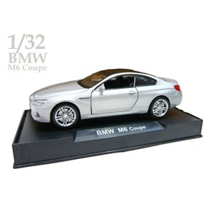 1/32 BMW M6 クーペ 銀 Coupe カブリオレ ...