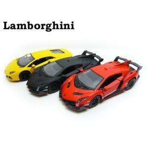 ランボルギーニ 1/36 ヴェネーノ 赤黒 1/38 アヴェ...
