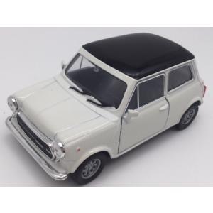 1/34 オールド ミニクーパー 1300 赤・白・黄 1台売り MINI ミスタービーン ミニミニ...