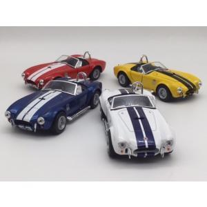 1/32 シェルビー コブラ 427 S/C ミニカー 1台 Shelby Cobra
