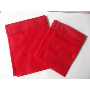 ナイロンネット(志賀)赤色L42cm|lovelyinsect