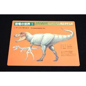 下敷 恐竜の世界1 lovelyinsect