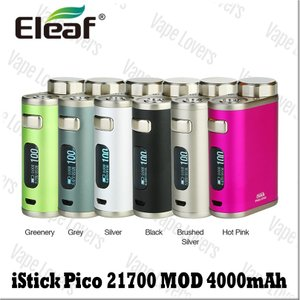 VAPE MOD 本体 電子タバコ Eleaf iStick Pico21700 アイスティック ピ...