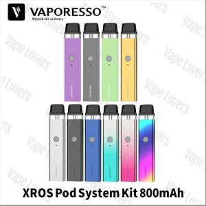 VAPE POD スターターキット 電子タバコ Vaporesso XROS Pod System ...