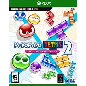 Puyo Puyo Tetris 2: Launch Edition(輸入版:北米)- Xbox Series X lovesmiletenn