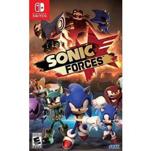 Sonic Forces (輸入版:北米) - Switch lovesmiletenn