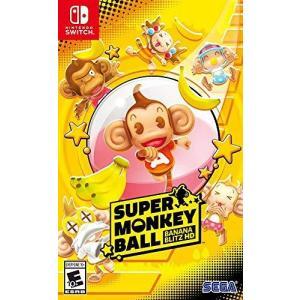 Super Monkey Ball: Banana Blitz HD (輸入版:北米)- Switch lovesmiletenn