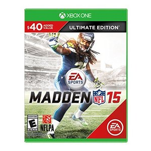 Madden NFL 15 Ultimate Edition (輸入版:北米) - XboxOne lovesmiletenn