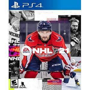 NHL 21 (輸入版:北米) - PS4 lovesmiletenn