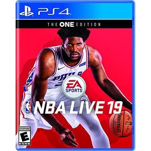 NBA Live 19 (輸入版:北米) - PS4 lovesmiletenn