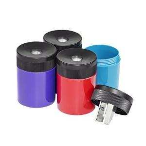 Staedtler (ステッドラー) 手動鉛筆削り器 (STD51163) 色とパッケージは異なる場合があります|lovesmiletenn