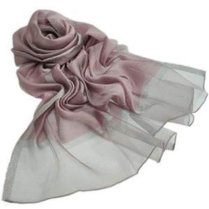 JL レディース 上品 ストール 大判 薄手 マフラー 冷房対策 旅行 通勤用 スカーフ ギフト lovesmiletenn