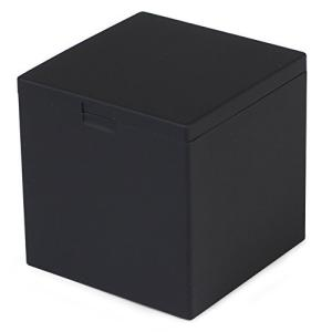 WINDMILL(ウインドミル) 灰皿 ハニカムキューブ 卓上 34本収納 ブラック 601-1002|lovesmiletenn