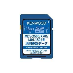 Kenwood(ケンウッド) ナビゲーション地図更新データーSDカード KNA-MD820A lovesmiletenn