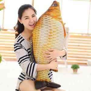 魚 ぬいぐるみさかな 面白い おもちゃ抱き枕 100cm|lovesound