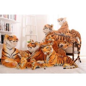 ぬいぐるみ 虎/タイガー 特大 動物 60cm 可愛い いぬぬいぐるみ/犬縫い包み/犬抱き枕/お祝い/ふわふわぬいぐるみ|lovesound