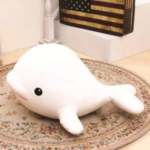 全長45cm ぬいぐるみクッション クジラ 抱き枕 ぬいぐるみ子供 ぬいぐるみ クリスマスおもちゃ ギフト 贈り物 女の子|lovesound