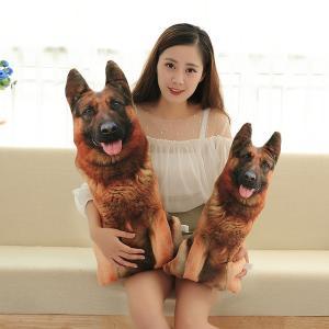 リアル 犬 抱き枕 インテリア 90cm|lovesound