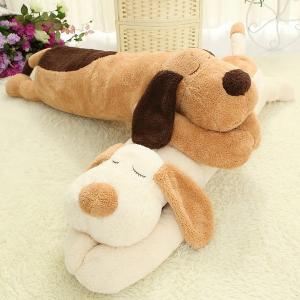 犬ぬいぐるみ 130cm イヌぬいぐるみ いぬ/抱き枕/クマ縫い包み/プレゼント/イベント/お祝い