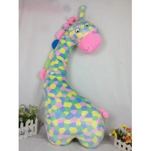 ぬいぐるみ 特大 鹿/キリン 大きい 動物 80cm 可愛い しかぬいぐるみ/鹿縫い包み/麒麟抱き枕/お祝い/ふわふわぬいぐるみ|lovesound