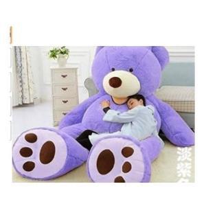 ぬいぐるみ 特大 くま/テディベア 可愛い熊 動物 大きいクマ ぬいぐるみ200cm|lovesound