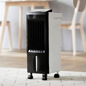 冷風機 扇風機 タワーファン 家庭用 スポットクーラー 人気 おしゃれ DC 冷風扇 スポットエアコン 小型 ボックス型 首振り メーカー1年保証 boltz ロウヤ LOWYA