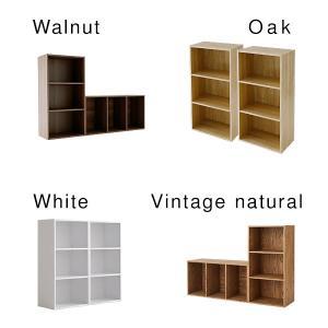 カラーボックス おしゃれ 3段 本棚 シェルフ...の詳細画像2