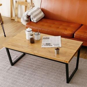 天然の無垢材を使用した、おしゃれテーブル。 サイズ:幅110x奥行60x高さ45cm  素 材:天然...