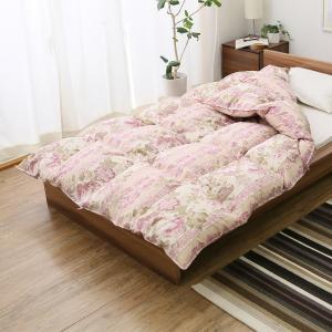 羽毛布団 シングル CILゴールドラベル 日本製 ダウン93% 150×210cm 掛け ふとんの写真