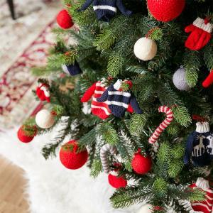 クリスマス オーナメント おしゃれ クリスマスツリー 飾り クリスマスツリー 単品 かわいい ロウヤ LOWYA