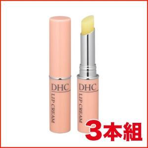 DHC 薬用リップクリーム 3個組