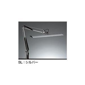 山田照明/yamada LEDデスクスタンドライト Zライト Z-60 シルバー|lowprice