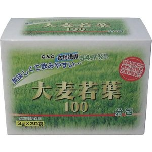 大麦若葉100 3g×30袋 lowprice