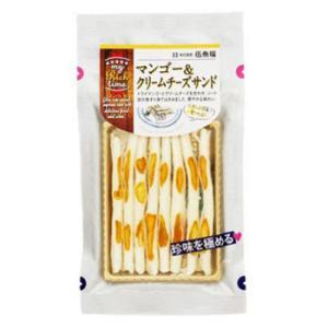 伍魚福 おつまみ マンゴー&クリームチーズサンド 50g×10入り 214940|lowprice