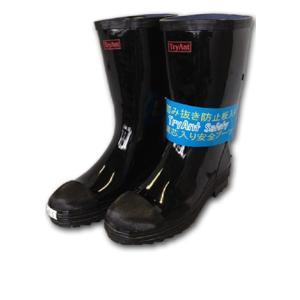 トライアント  安全長靴 AL-007|lows